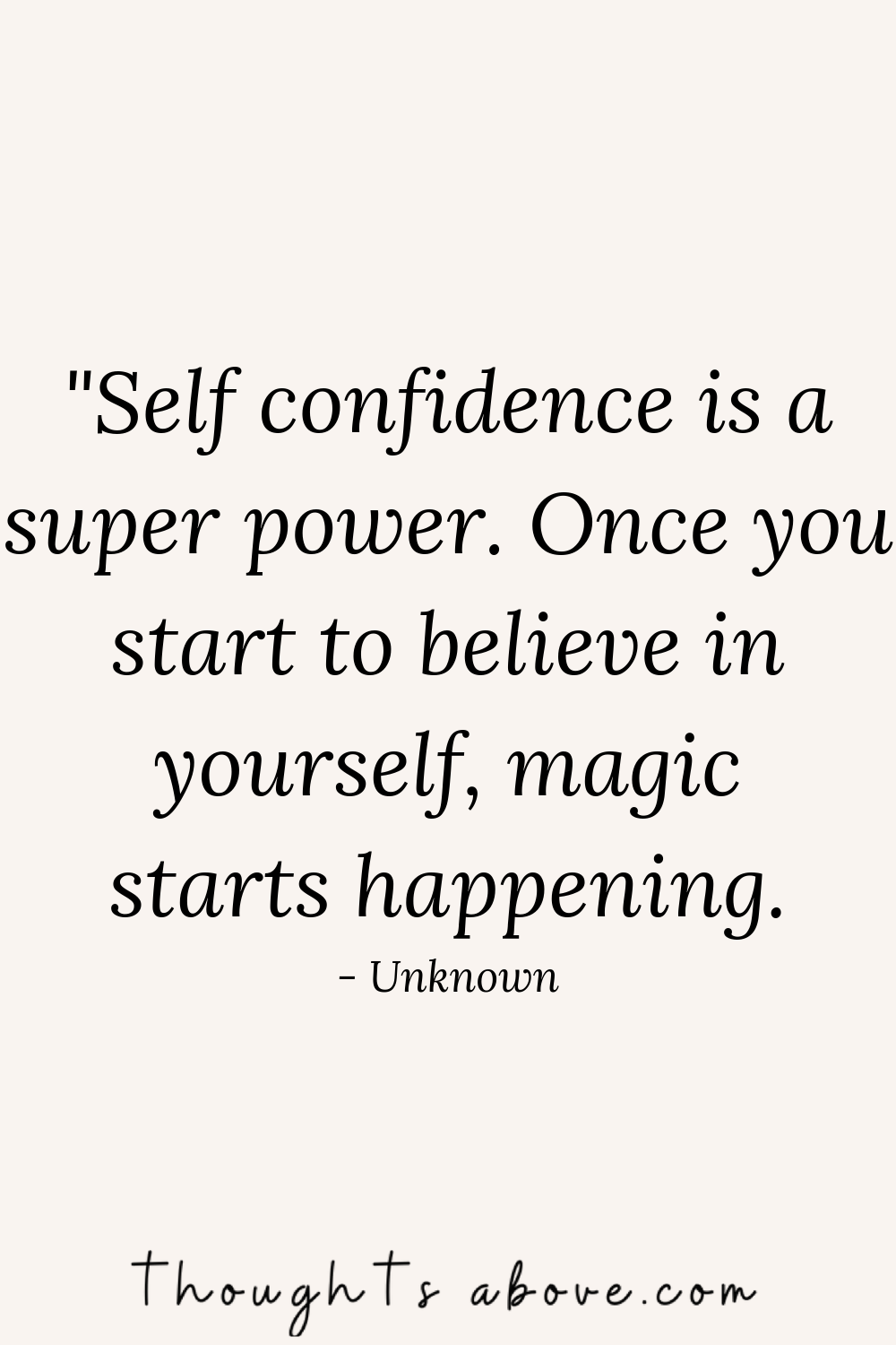 self confidence quotes for girls