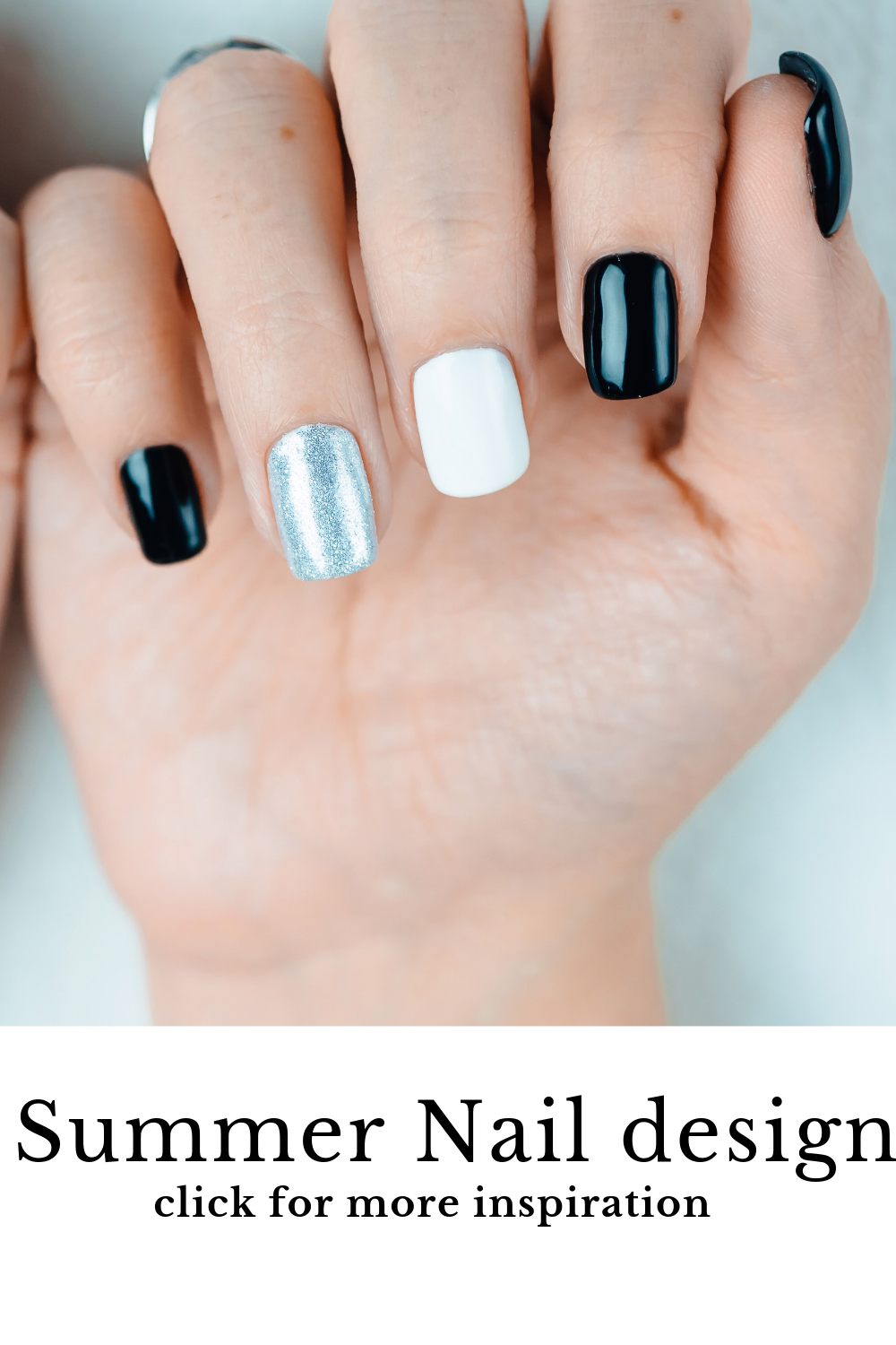 Wondering how to make your nails look gorgeous this summer? Check this post for summer nail colour either you prefer shellac or acrylic this simple bright, cute summer nail glitters. We got you covered. my favorite is #4 simply brings out the best in me. #nails #nailtutorials #beauty #chic #makeup #bossbabe / summer nail colour designs/beauty hacks