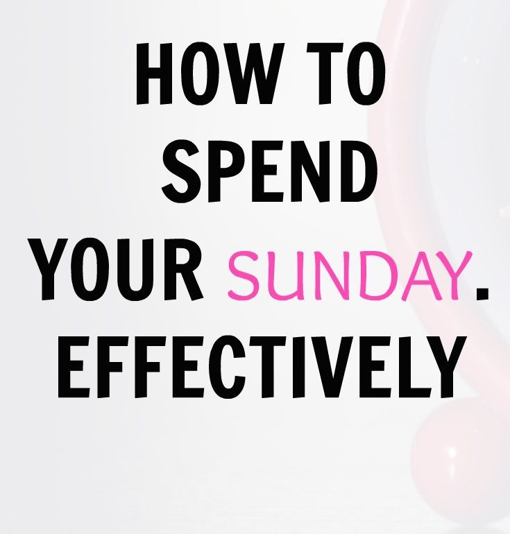An awesome article entails productive things to do on a weekend, how to have a productive week, productive tips. And also talks about productive time management, productive weekend ideas I'm definitely pinning this for self-improvement and productivity tips and ideas. on sunday ideas