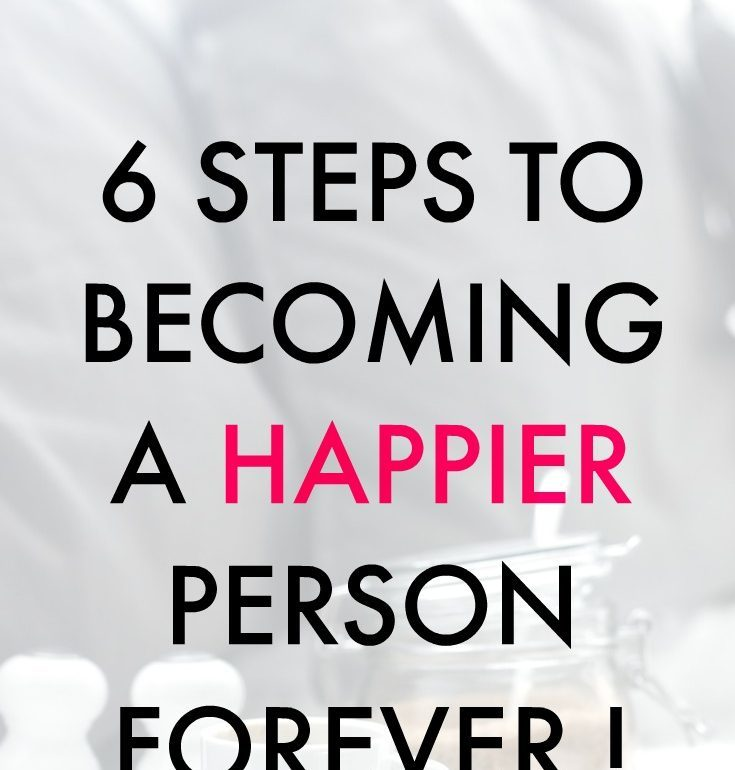 how-to-be a-happier-person