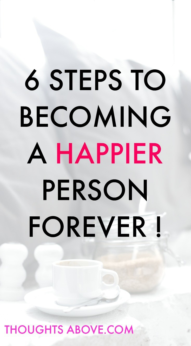Do you want to learn how to be happier and healthier in life? Then check out this article / how to be happier in life/ how to be happier with yourself and, most importantly, how to be happy all the time. Self-love, happiness tips, Personal growth, Self-improvement, personal development, productivity, Mental health, Habits, Millennial, self-help, Advice #mindset #Mentalhealth #Habits #happy #girlboss #achiever #happiness /how to be happier quotes