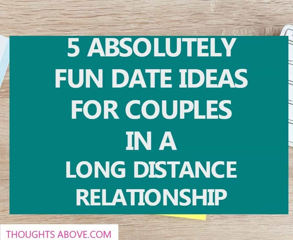 Fun date ideas