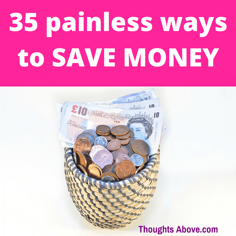 35 Practical Ways To Save Money Without Trying (much