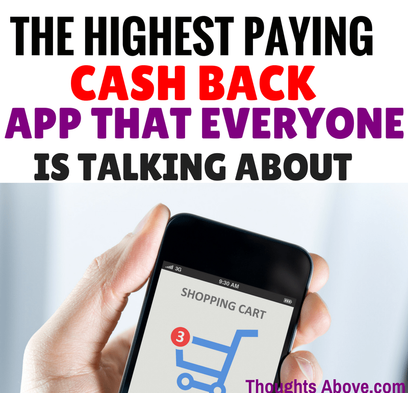This is the best and the highest paying cash back App ever. You save and make some extra money while still shopping as usual, and it's FREE too. By the way, I made $70 within 3 days of using it. Iknow this ain't exactly making me rich, but hey it took me absolutely no effort at all. I totally recommend it. Pin this to spread the news. Cashback Apps/cash back online shopping/Ebates review/making money apps