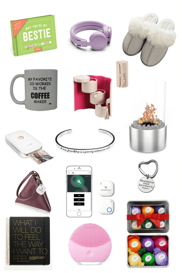 15 Trendy Christmas Gifts ideas for friends - Thoughts Above