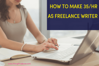 Want to make extra money on your free time? Then Become a freelance writer and from 35/hr. This guide will explain everything you need to know to become a freelance writer. Work at home /freelance writing for beginners/ make extra money/make money online/how to make extra money/make extra money at home/make extra money online/make extra money fast/make extra money in college/make extra money paid surveys/make extra money websites/ make money fast. #makemoney