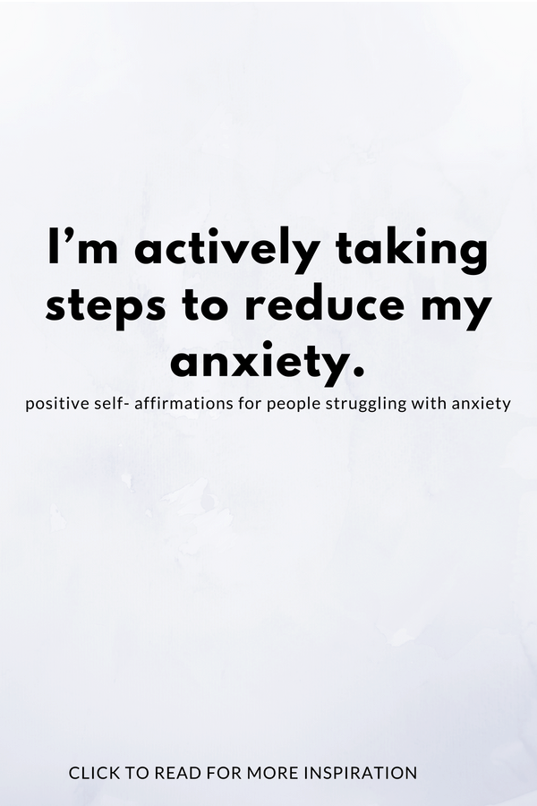 how to deal with anxiety/ If you struggle with anxiety, save then click this pin to read positive affirmations that will help you calm down quickly. affirmations for anxiety/ anxiety relief/ anxiety quotes/ anxiety remedies/ anxiety help/ positive affirmations for anxiety/ social anxiety overcoming/ affirmations for anxiety positive/ affirmations for anxiety calm down/ affirmations for anxiety panic attacks/ affirmations for anxiety stress #calm #pannickattacks #mentalhealth #anxiety
