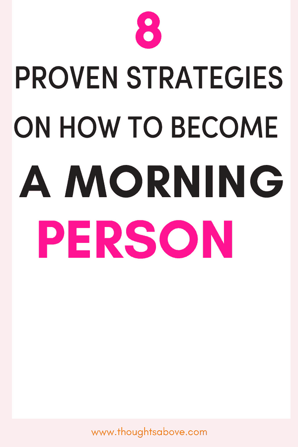 How to become a morning routine person/morning routine for adults/ morning person tips / not a morning person tips / how to wake up early in the morning tips / early morning routine /productive things to do /|Healthy living | #morning #routine #morningroutine #morningperson #bestmorningpractices #wakeup #earlymorning #Productivity #dailyhabits #healthyhabits #timemanagement
