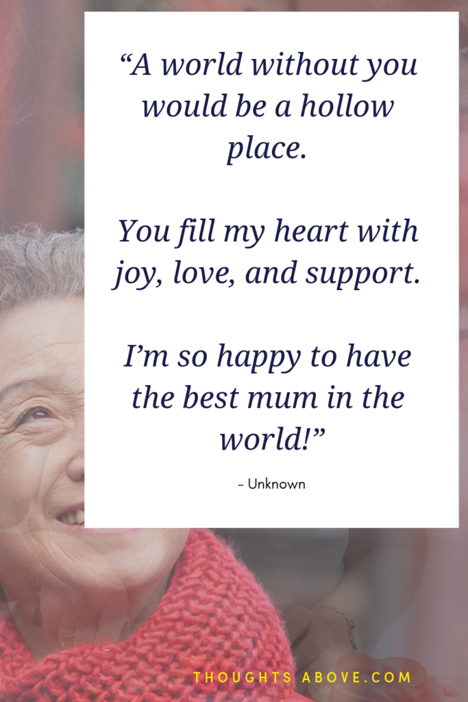 If you are wondering what quotes or sayings to send or write on mother's day either its on a card or via text? This article has 15 happy and inspirational mother's day quotes for everyone either is stepmom or new mom or just your mom. #11 is my favorite #mothers #mothersday #motherdaygift #giftsformom #mom #mumlife #quotes #quoteoftheday #quotestoliveby #quotesdaily #inspirationalquotes #quotestoinspire #lifequotes #wordsofwisdom