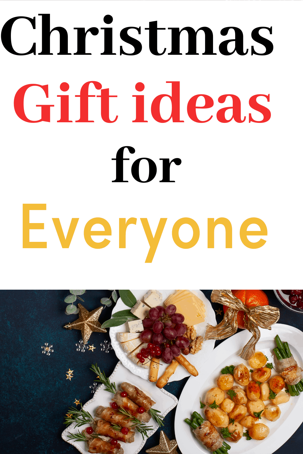 Here is a list of Christmas gift ideas for everyone on your list. Christmas gifts ideas for teenagers //Christmas gifts ideas for family/ Christmas gifts ideas for boyfriend/ Christmas gifts ideas for friends/Christmas gifts ideas for women/Christmas gifts ideas for kids/ #Christmas #Holiday #Xmas #Gifts #Christmasgifts #giftguide #giftideas #holidays