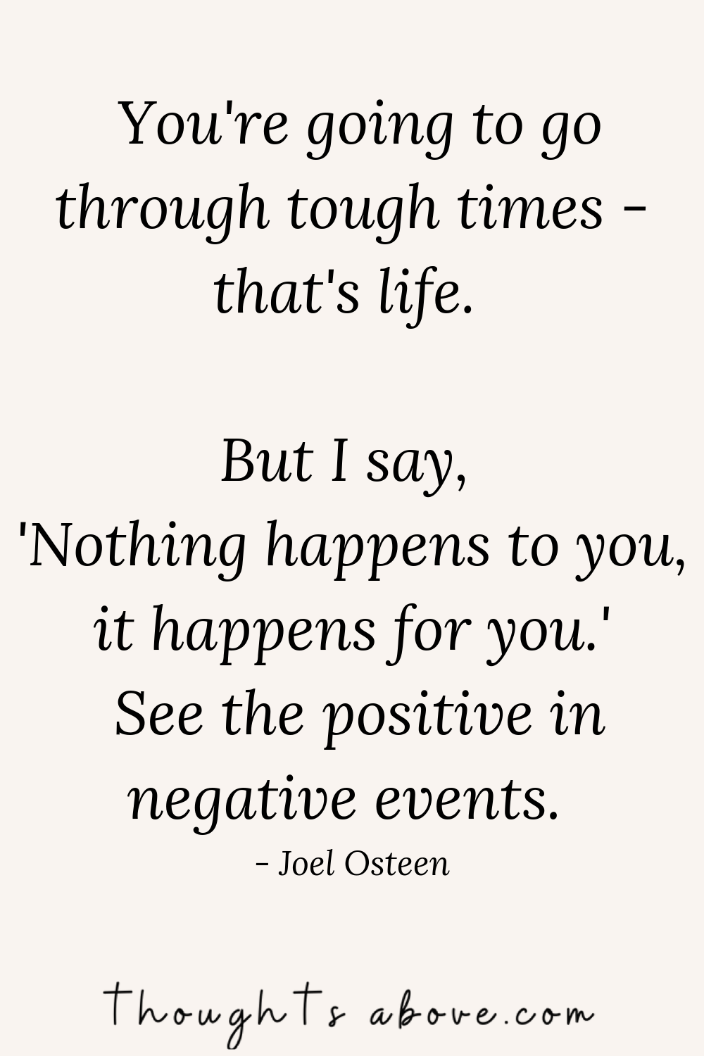 uplifting quotes for hard times