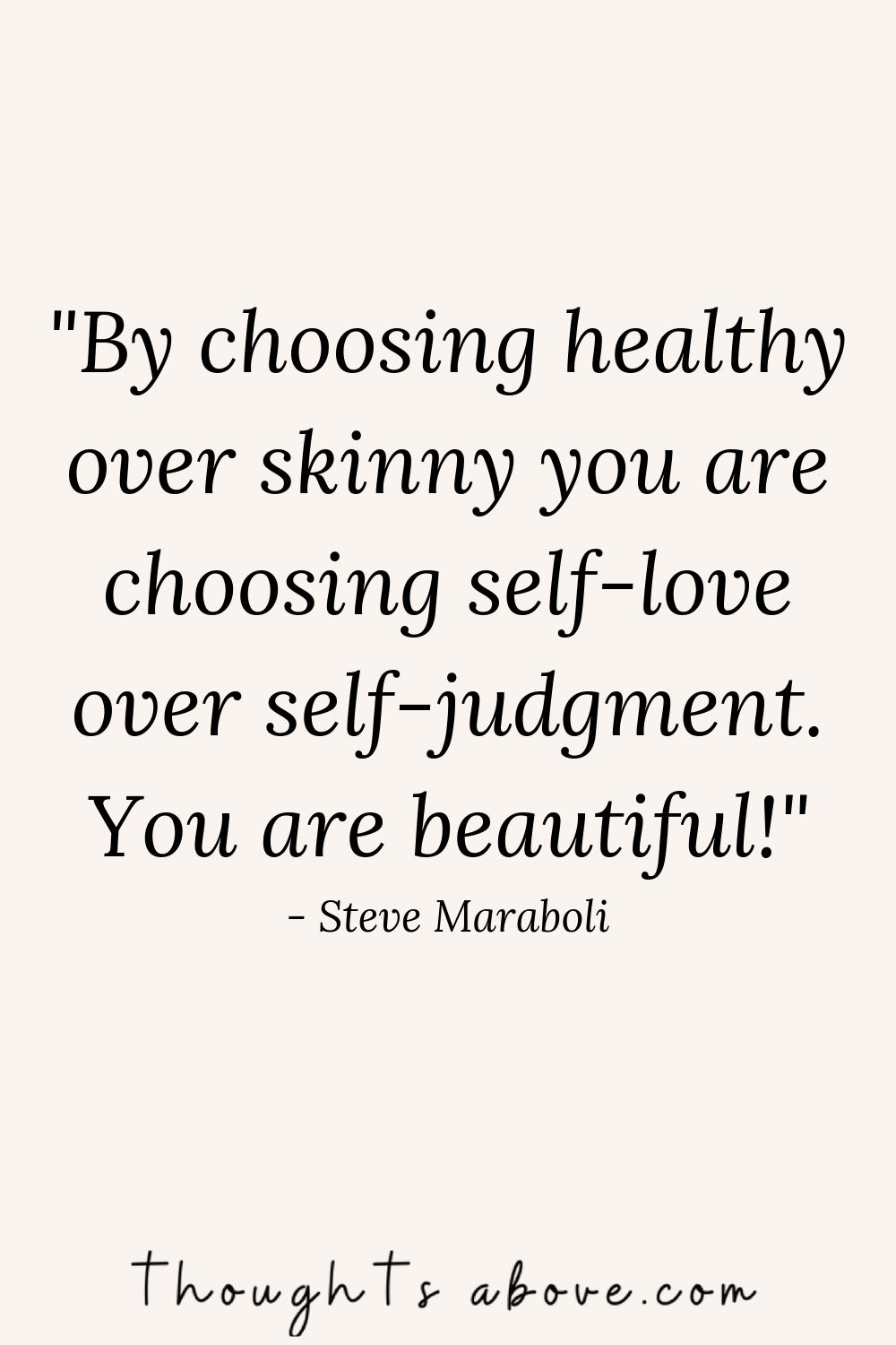 self confidence quotes body image