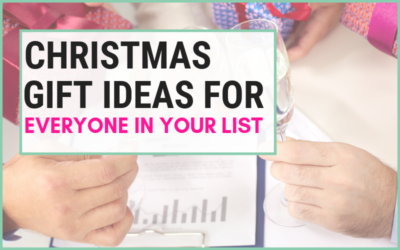 Finding unique but cheap Christmas gifts for family and friends can sometimes be challenging you dont even know what they what or what is best for them really. And that's why I have combined over 40 great Christmas gifts ideas for mom, dad, for him, for her, for friends, for uncle, brother, ohh even secret Santa ideas. I found this list amazing especially Christmas gifts for women.#gifts #christmas#Christmasgifts #Xmas #gift #giftguide #giftideas #boyfriend