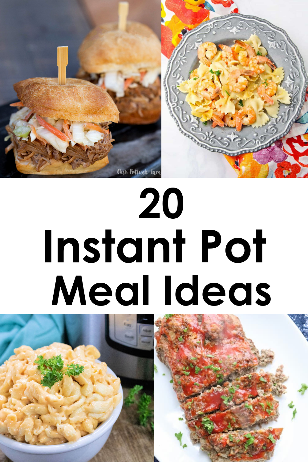 instant pot meals ideas/ Are you looking for Easy and healthy Instapot recipes for beginners, either its fir two or whole family this article has 20 Instapot recipes, from chicken, beef, port, pasta, ribs to low carbs and Vegetarian too? Click the post to see the variety of different types of things to cook on your Instapot today.#InstantPotRecipes#PressureCooker #Dinner#DinnerRecipes #easydinner #instantpot #familydinner #instapot #instantpotchicken #instantpotpasta #lazydinners #dinnerrecipes
