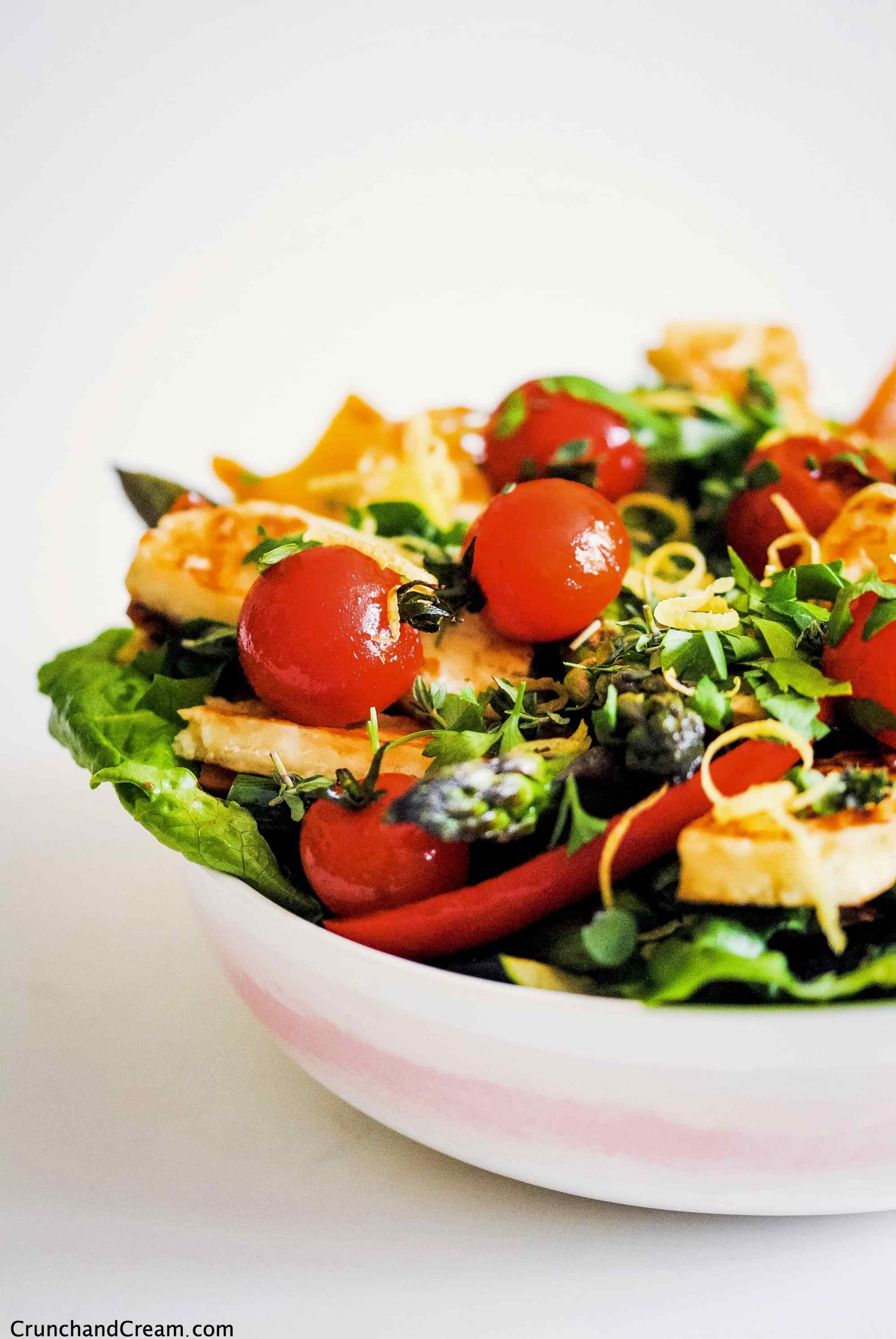 Simple salad recipes lunch & dinners
