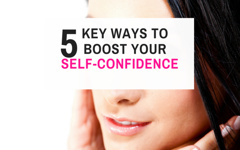 How To Boost Self confidence : 5 Easiest Steps Ever!