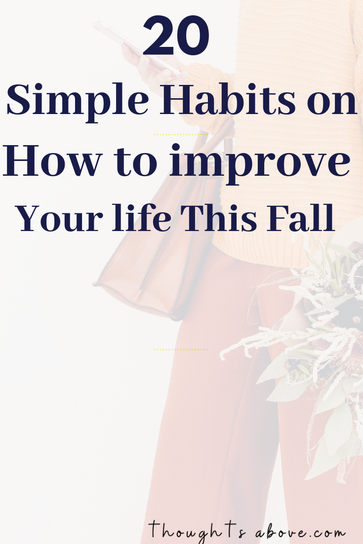 If you want to improve your life and better yourself, then check these daily habits of successful people. You will learn what the best habits to start so you can add them to your daily routines are. #habits #success #girlboss #selfimprovement #personaldevelopment #personalgrowth #mindset#mindsetshift